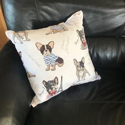 Pet themed cushions