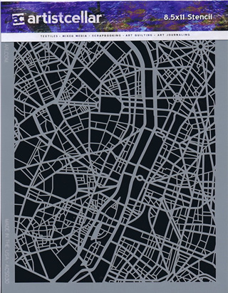Paris - Map