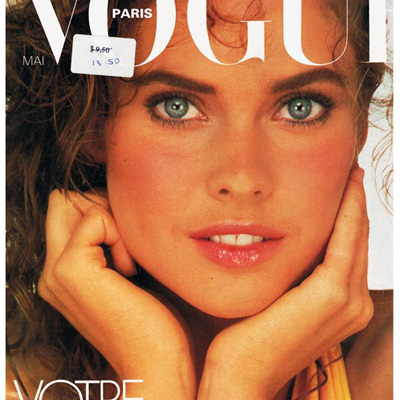 Paris Vogue 1981