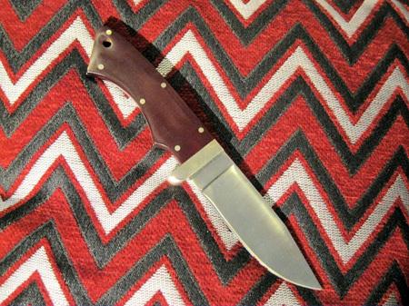 Parker Japan Micarta Handle Hunter (NG431)