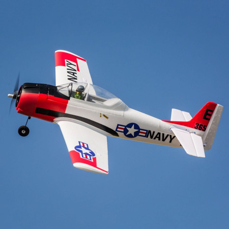 Parkzone T28 Trojan Bind-N-Fly With AS3X & SAFE Select