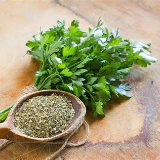 Parsley Organic Dried Leaf - approx 10g