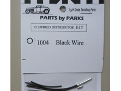 Parts by Parks Prewired Distributor Kit 1004 Black