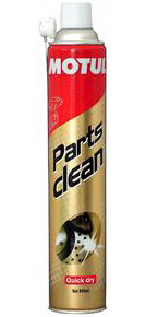 Parts Clean Moderate Dry 0.84ltr