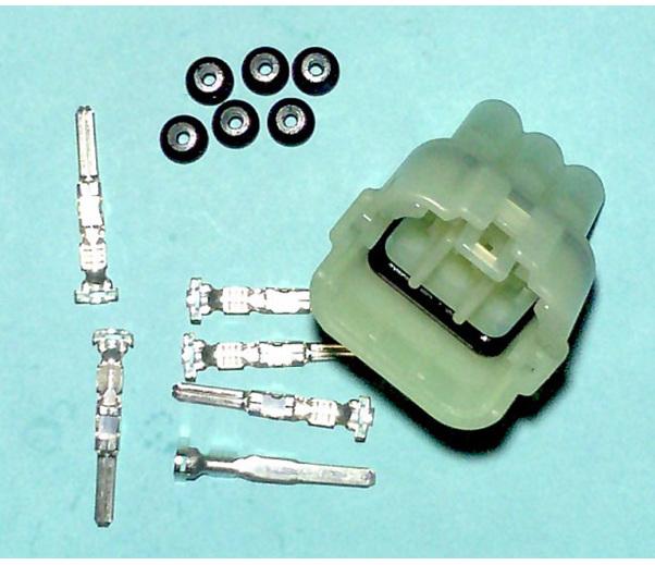 Parts Fireblade coil subloom connector