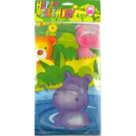 Party Animals Table Cover