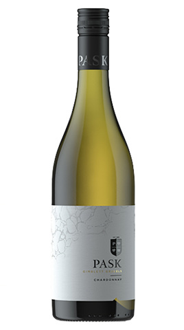 Pask Chardonnay 2018