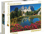 Passo Pordoi Clementoni 1000 piece jigsaw puzzle buy at www.puzzlesnz.co.nz