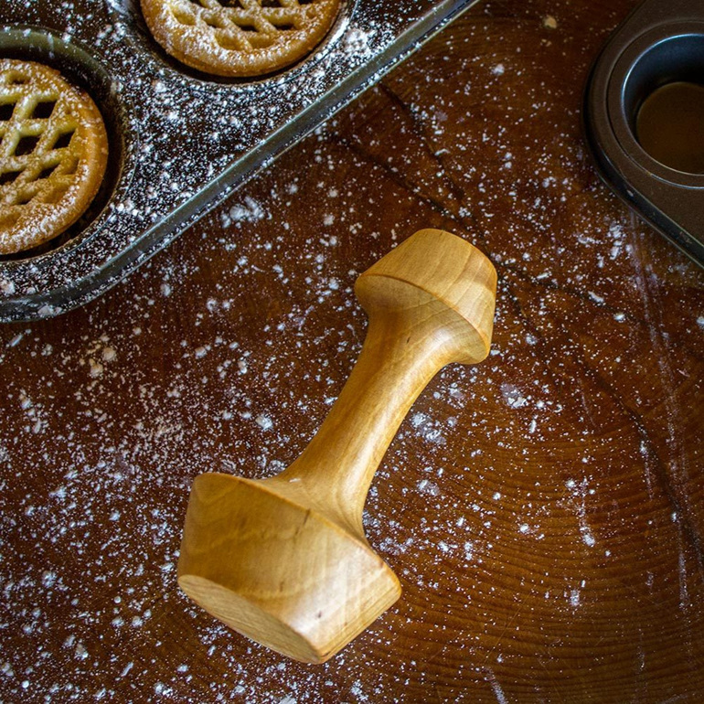 Pastry Tamper