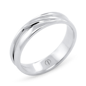Patai Men's Wedding Ring