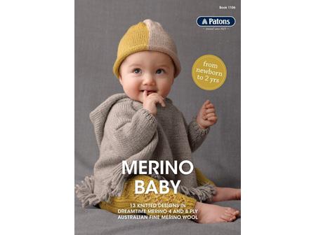 Patons: 1106 Merino Baby