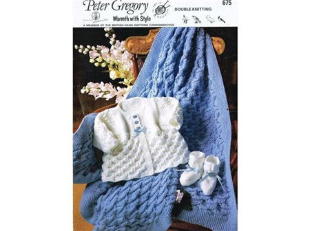 Pattern: 675 Peter Gregory