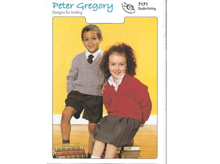 Pattern: 7171 Peter Gregory