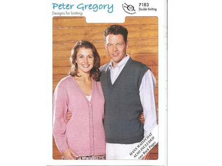 Pattern: 7183 Peter Gregory