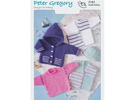 Pattern: 7185 Peter Gregory