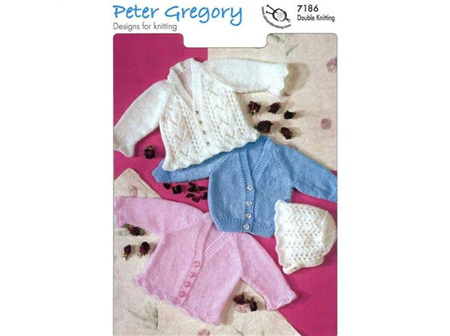 Pattern: 7186 Peter Gregory