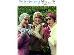 Pattern: 906 Peter Gregory