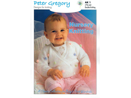 Pattern Book AK1 Peter Gregory