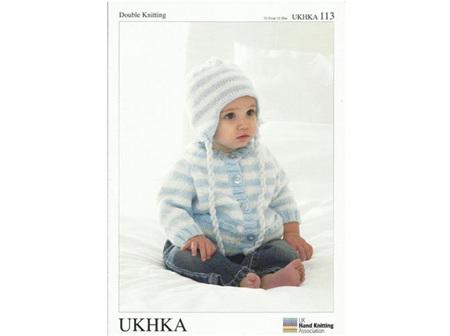 Pattern: UKHKA 113