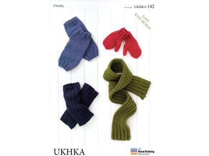 Pattern: UKHKA 142