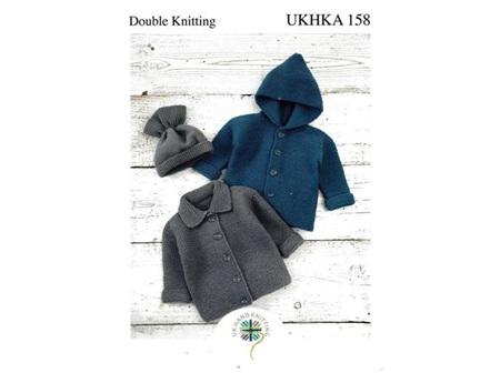 Pattern: UKHKA 158