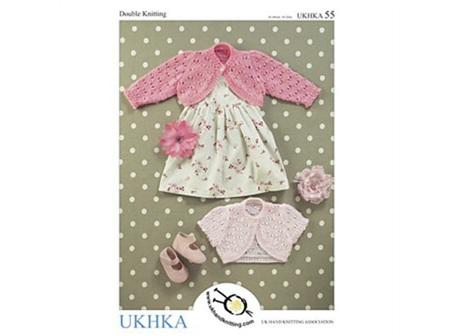 Pattern: UKHKA 55
