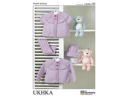 Pattern: UKHKA 85