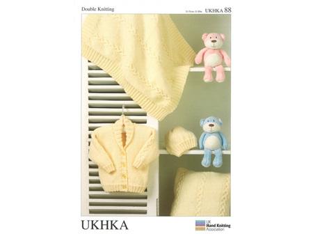 Pattern: UKHKA 88