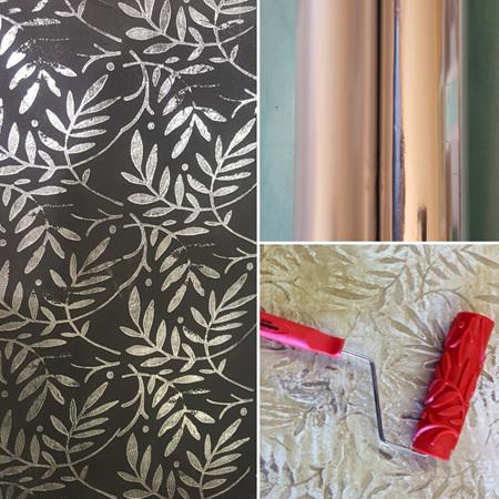 Patterned Rollers & Foils