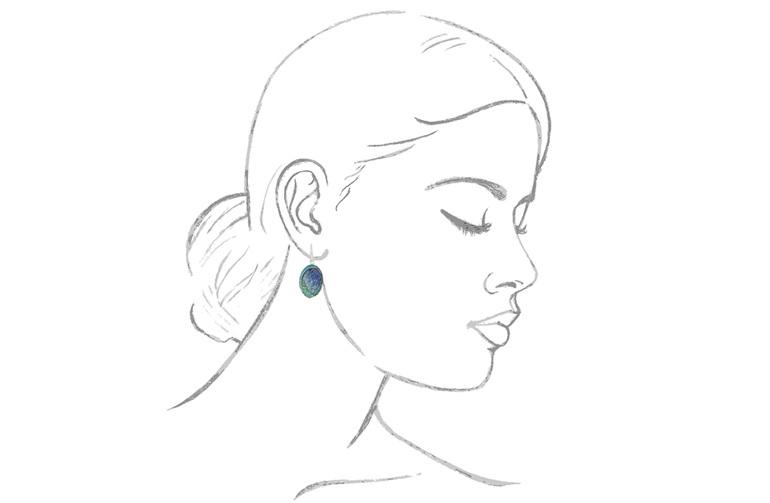 Paua Jewellery, Paua Earrings, New Zealand Jewellery, Shell Earrings