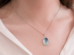 Paua Jewellery, Paua Necklace, New Zealand Jewellery, Shell Necklace