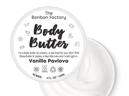 Pavlova Body Butter