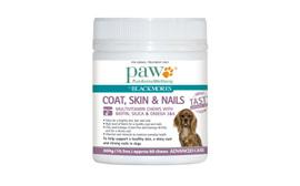 PAW Coat Skin Nails Chews 300g