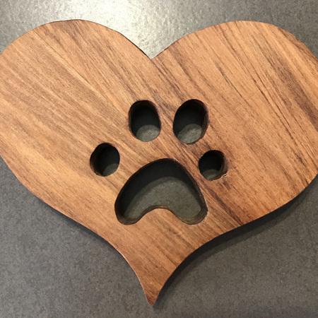 Paw Hearts