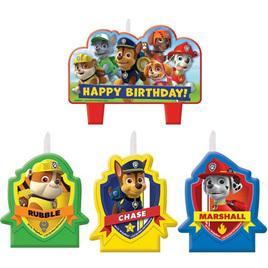 Paw Patrol candle set