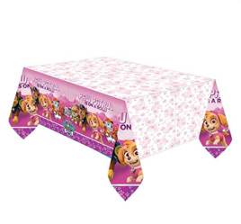 Paw patrol girls tablecover