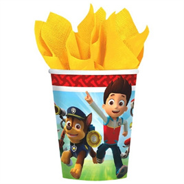 Paw Patrol Party Cups x 8