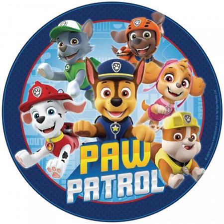 Paw Patrol pinata design 2
