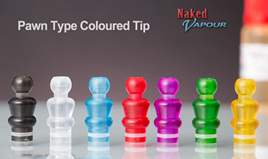 Pawn Type Coloured Tip