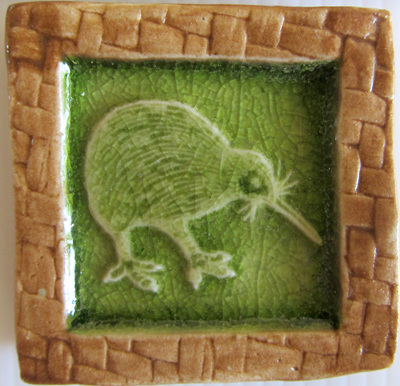 PB01 Memory Tile Green Kiwi