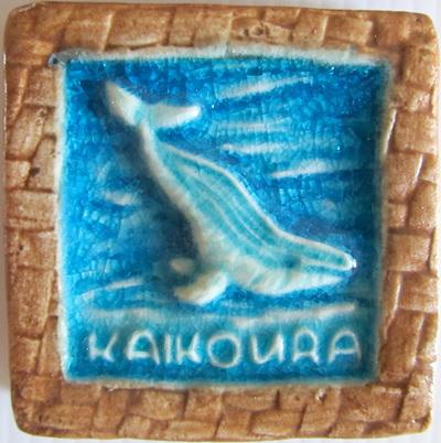 PB15 Memory Tile Kaikoura whale