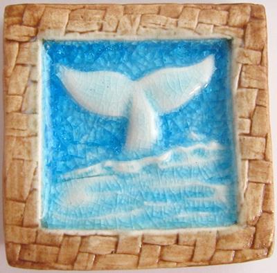 PB17 Memory Tile Whale tail