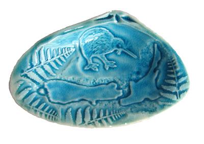 PB91 Ceramic Shell Aotearoa Blue Pipi