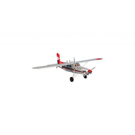 PC- 6 Pilatus Porter 46-55 2-stroke, 72-82 4-stroke, span 1600mm by Seagull Models. 0.10M3