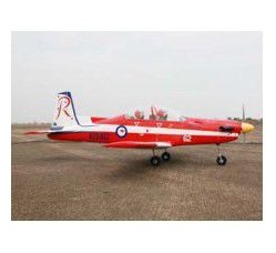 PC-9 (1800mm) - Including Retracts- 120 (2 Stroke), 0.19m3 by Seagull Models