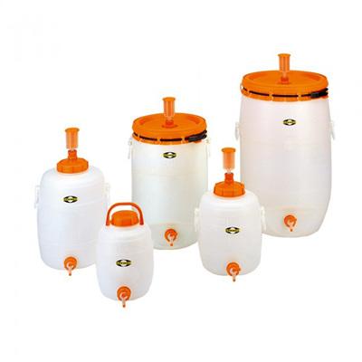 PE Round Ferment Barrel