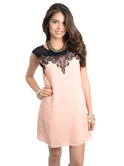 Peachalicious Dress