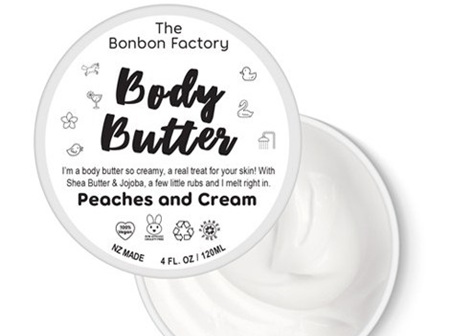 Peaches & Cream Body Butter