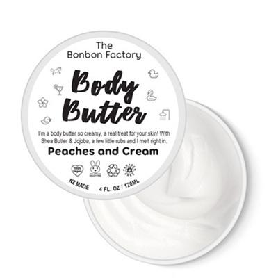 Peaches & Cream Body Butter