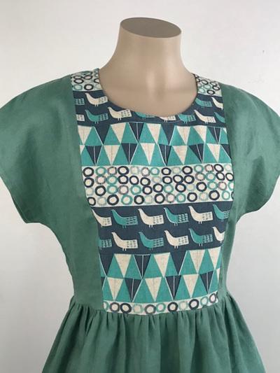 Peacock  Ume dress